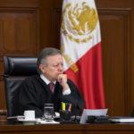 Ministro Presidente de la Suprema Corte de Justicia de la Nación