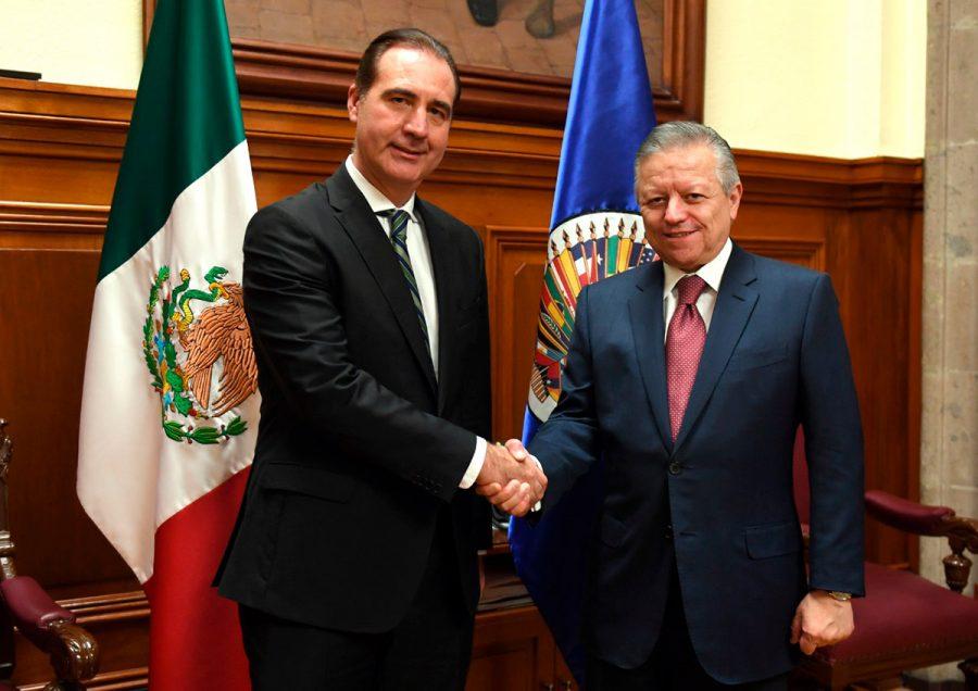 Convenio de colaboración con la Corte Interamericana de Derechos Humanos