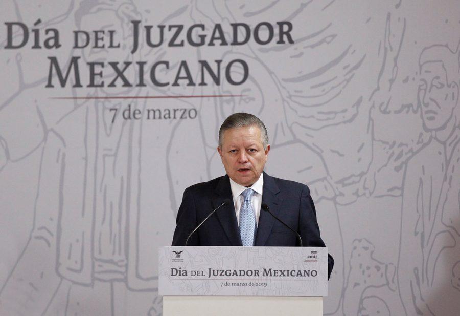 Día del Juzgador Mexicano - Ministro Presidente Arturo Zaldivar