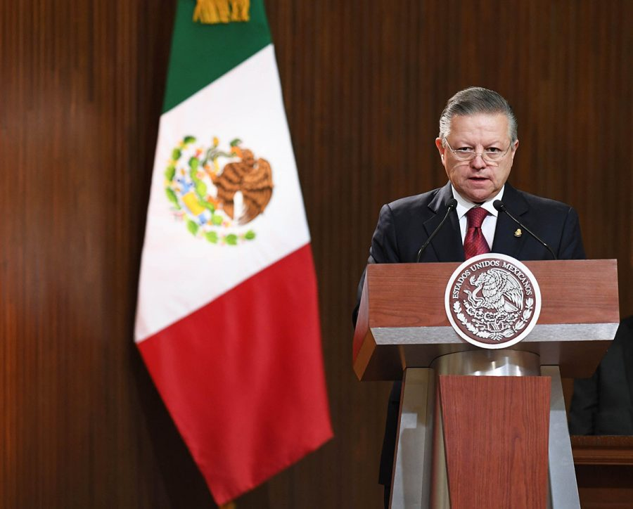 Discurso 102 Aniversario Promulgación de la Constitución Política de los Estados Unidos Mexicanos - Ministro Presidente Arturo Zaldivar