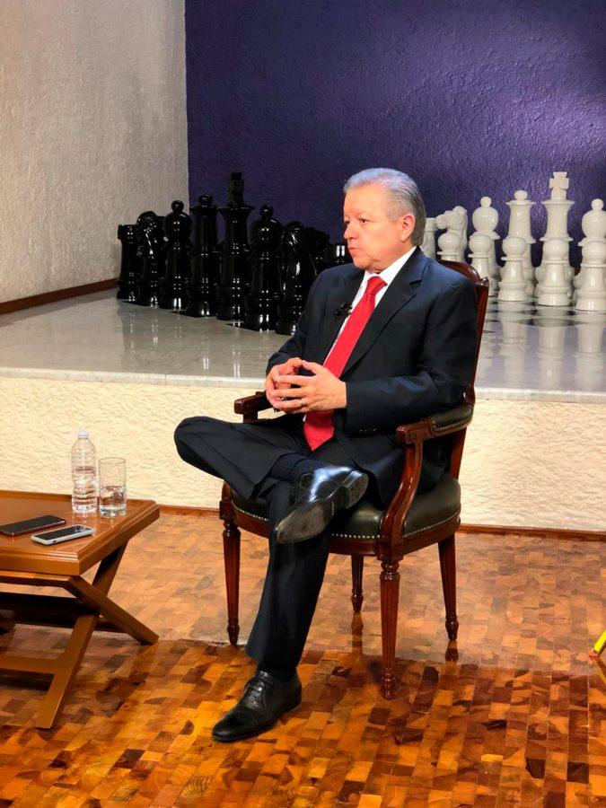 Entrevista El Universal - Ministro Presidente Arturo Zaldivar
