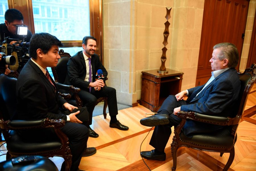 Entrevista Excelsior - Ministro Presidente Arturo Zaldivar