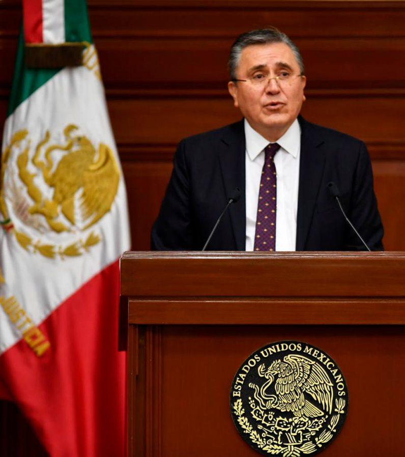 Informe de la CNDH 2018 - Ministro Presidente Arturo Zaldivar