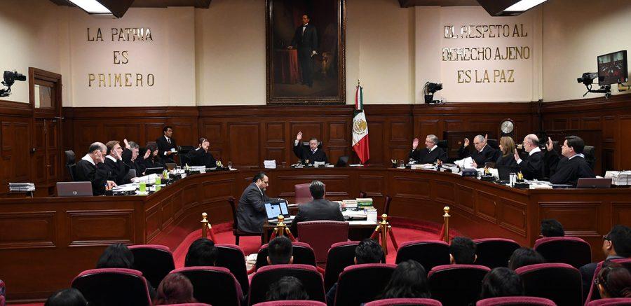 Pleno - Ministro Presidente Arturo Zaldivar