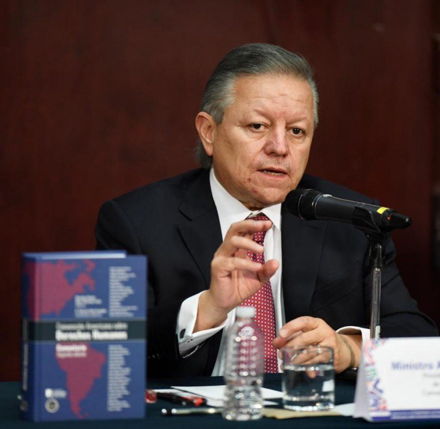 """Conversatorio sobre la """"Recepción de la jurisprudencia interamericana por la SCJN 4"""""""