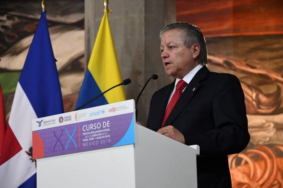 Curso Protección Jurisdiccional de los derechos de la niña, niño y adolescente México 2019-2