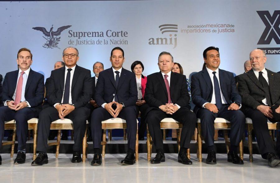 XIV Asamblea general ordinaria de la AMIJ - 2