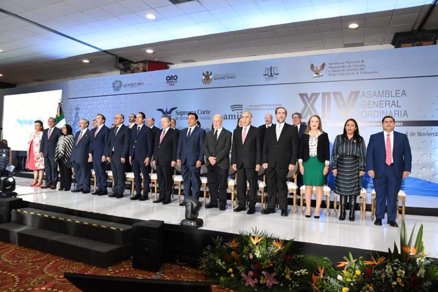 XIV Asamblea general ordinaria de la AMIJ - 4