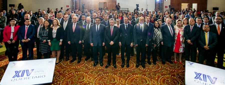 XIV Asamblea general ordinaria de la AMIJ - 5