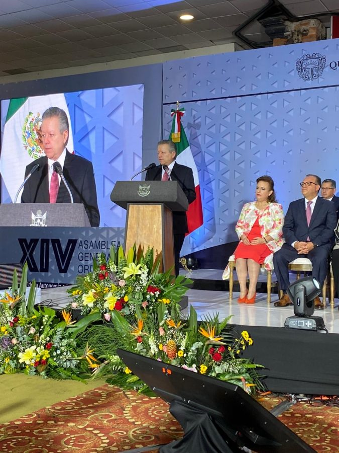 XIV Asamblea general ordinaria de la AMIJ - 6