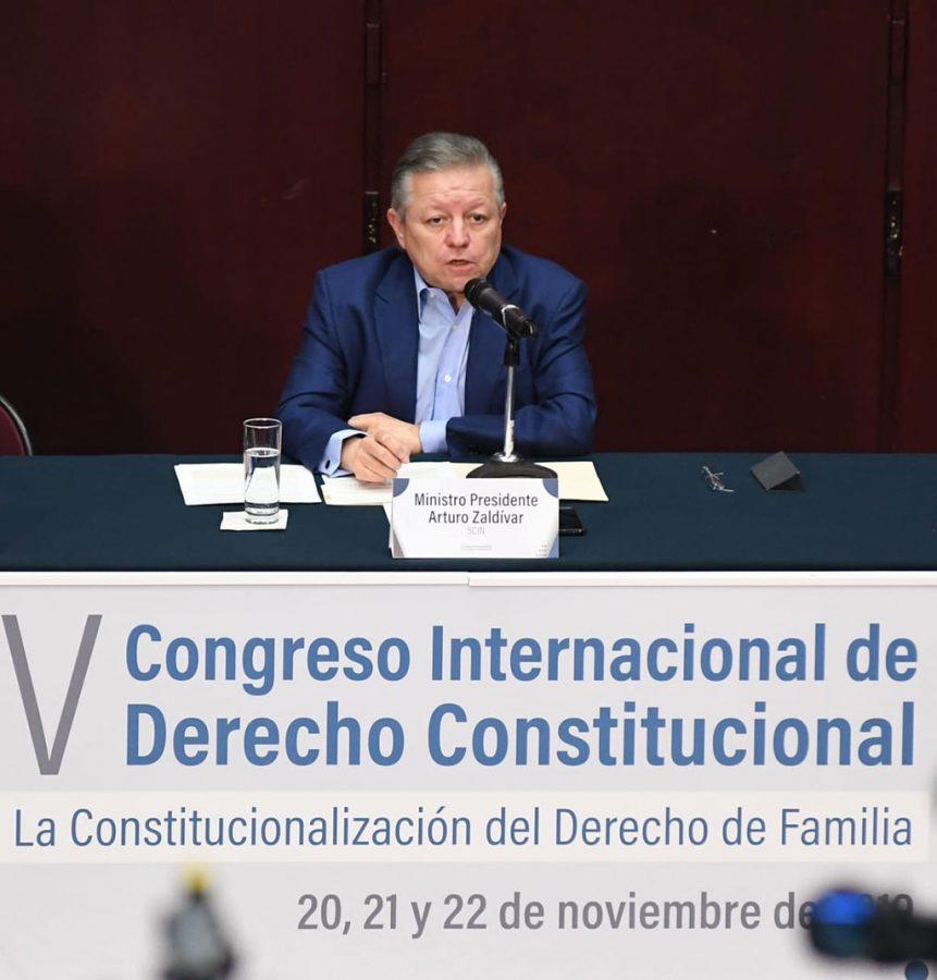 Clausura V Congreso Internacional de Derecho Constitucional - 1