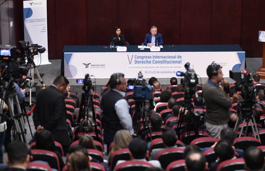 Clausura V Congreso Internacional de Derecho Constitucional - 2