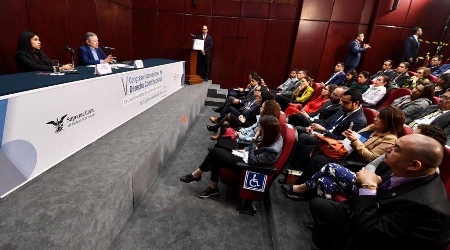 Clausura V Congreso Internacional de Derecho Constitucional - 3