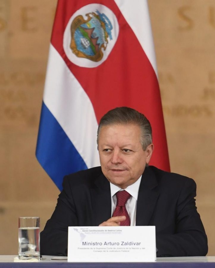 """Diálogos entre jueces constitucionales de América Latina """"Avances y desafíos del constitucionalismo transformador"""" 1"""