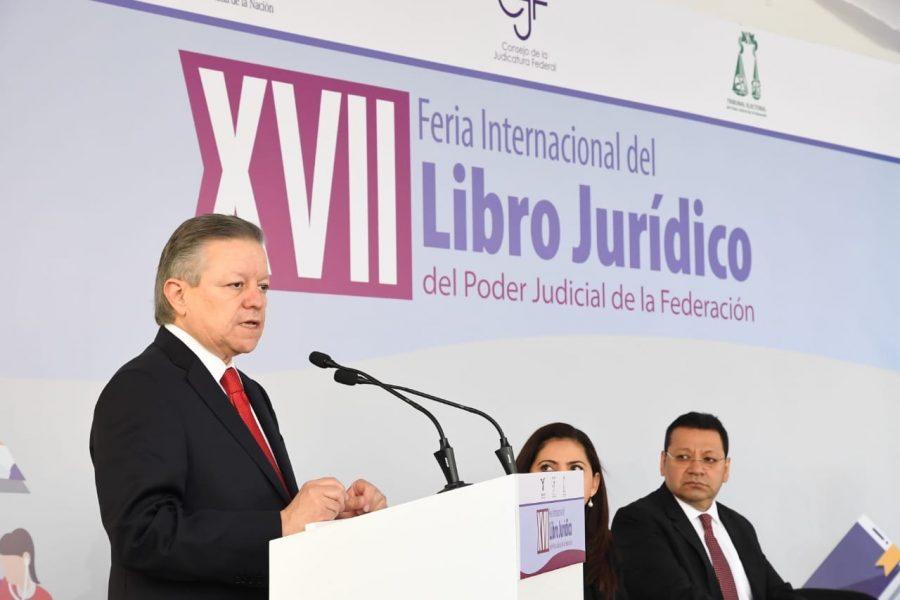 XVII Feria Internacional del Libro Jurídico del PJF - 2