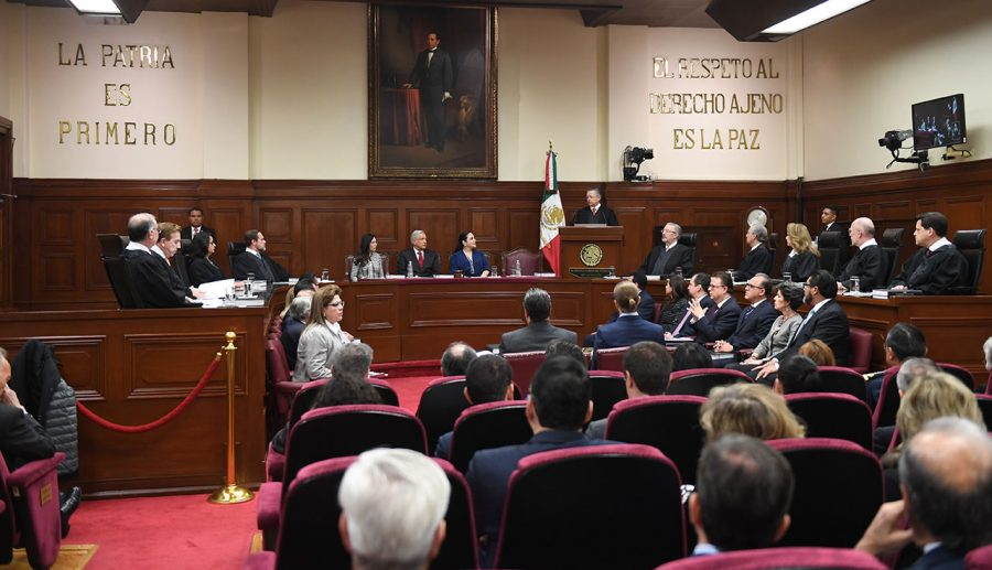 Primer Informe Anual de Labores Ministro Presidente Arturo Zaldívar - 3