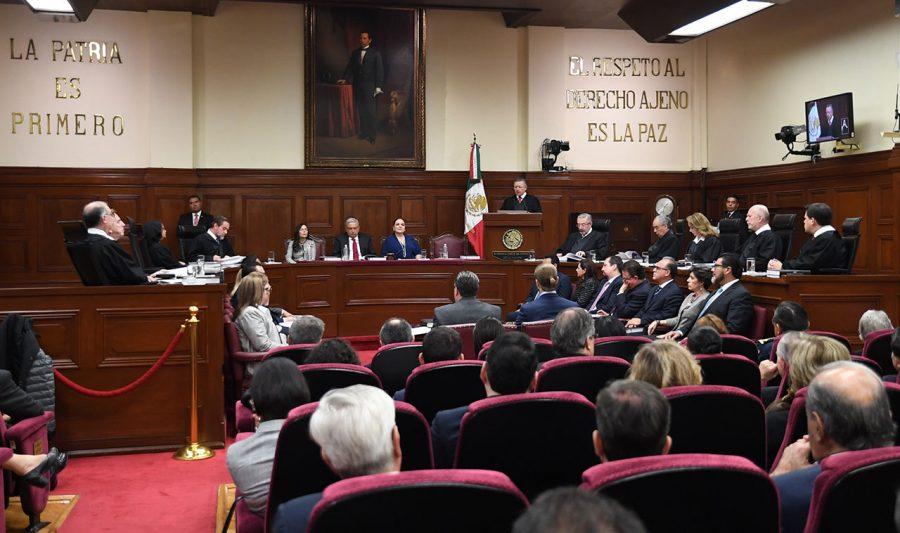 Primer Informe Anual de Labores Ministro Presidente Arturo Zaldívar - 4