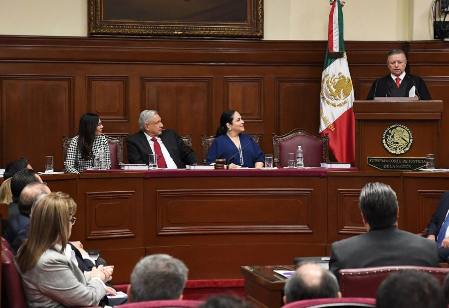 Primer Informe Anual de Labores Ministro Presidente Arturo Zaldívar - 6