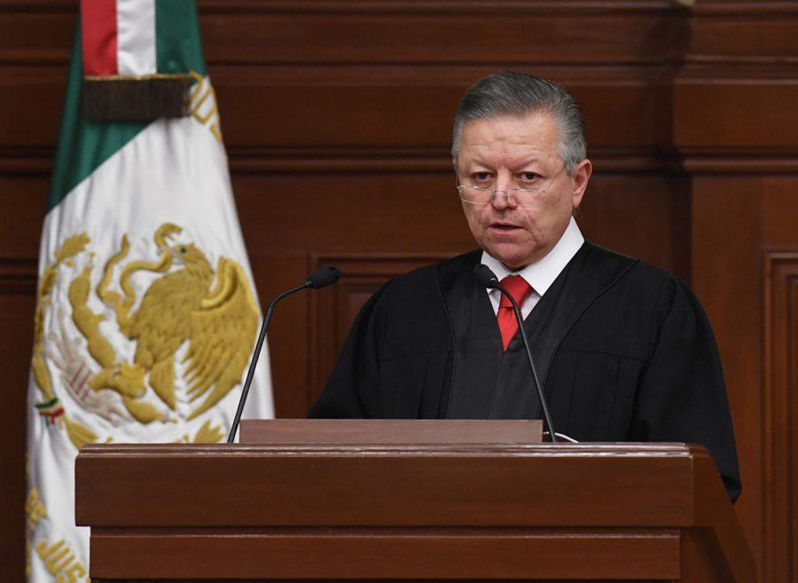 Primer Informe Anual de Labores Ministro Presidente Arturo Zaldívar - 9