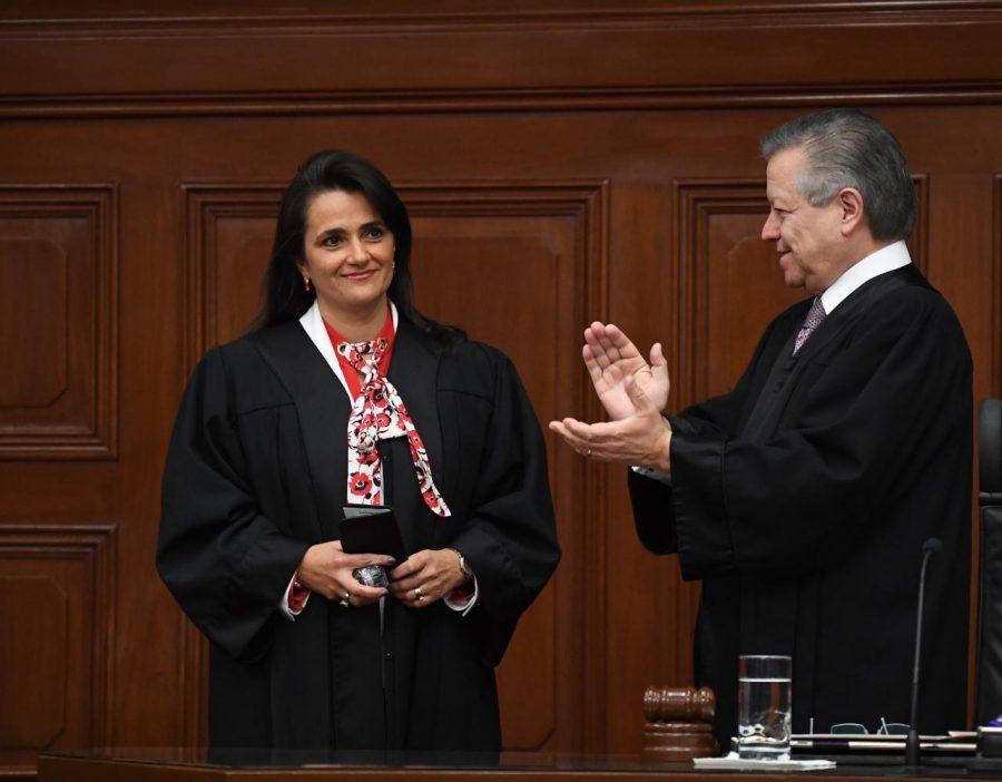 Investidura Ministra Margarita Ríos-Farjat - 1