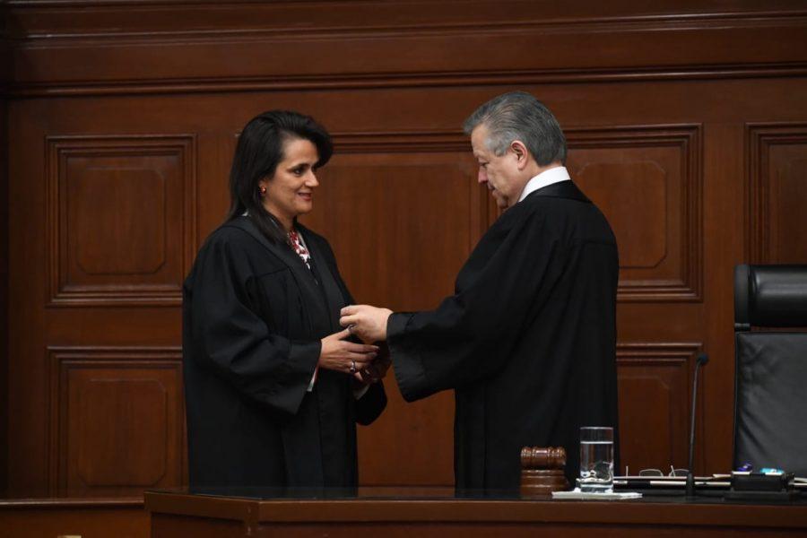 Investidura Ministra Margarita Ríos-Farjat - 2