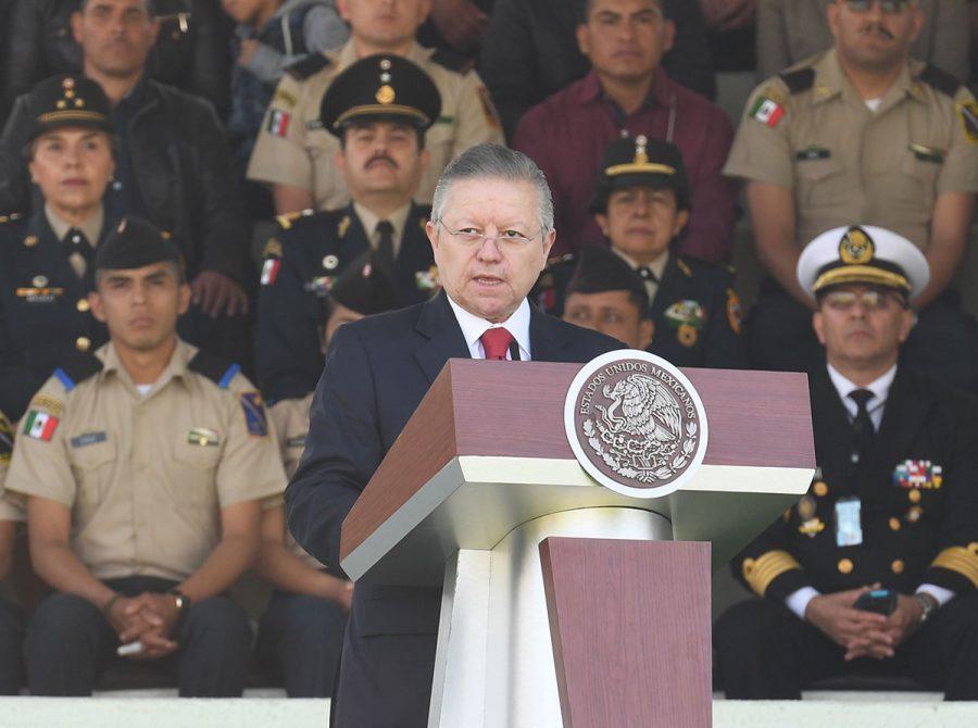 Ceremonia de Conmemoración al Día de la Bandera - 1