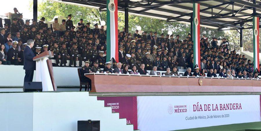 Ceremonia de Conmemoración al Día de la Bandera - 3