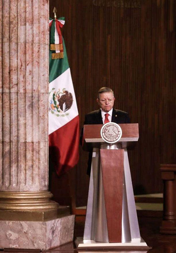 Conmemoración del l103 aniversario de la Promulgación de la Constitución Política de los Estados Unidos Mexicanos - 6