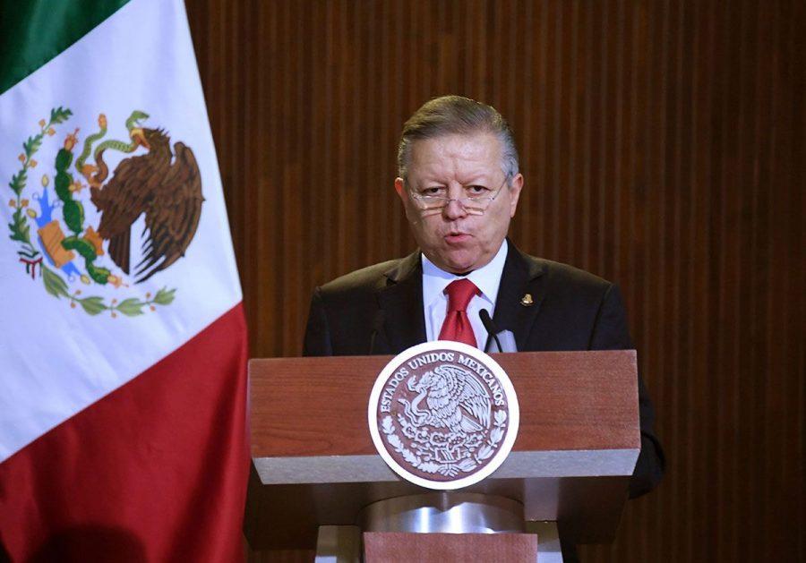 Conmemoración del l103 aniversario de la Promulgación de la Constitución Política de los Estados Unidos Mexicanos - 7