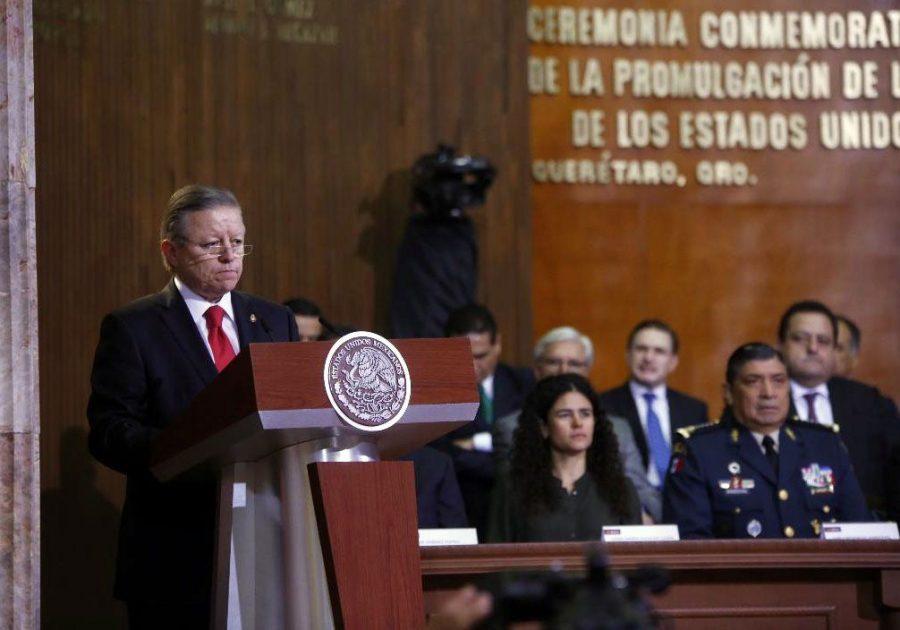 Conmemoración del l103 aniversario de la Promulgación de la Constitución Política de los Estados Unidos Mexicanos - 8