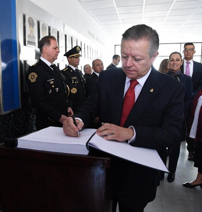 Curso Estándares Constitucionales en Materia de Seguridad Pública - 2