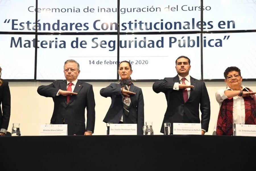 Curso Estándares Constitucionales en Materia de Seguridad Pública - 3