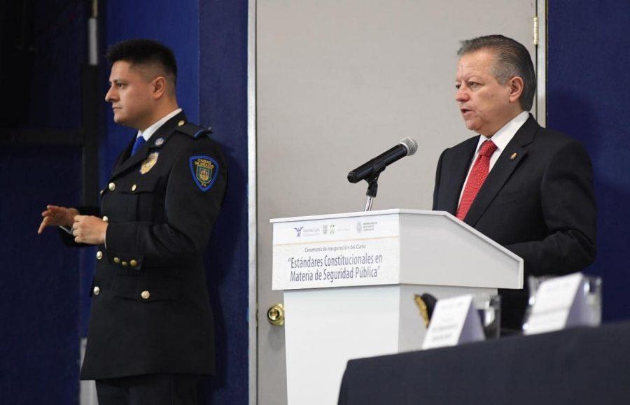 Curso Estándares Constitucionales en Materia de Seguridad Pública - 4