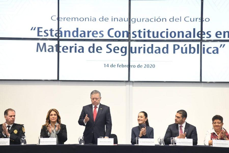 Curso Estándares Constitucionales en Materia de Seguridad Pública - 5
