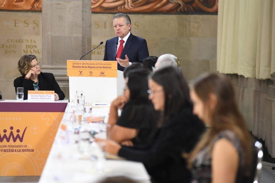 Laboratorio sobre Mecanismos de Protección de los Derechos de las Mujeres en las Américas - 1