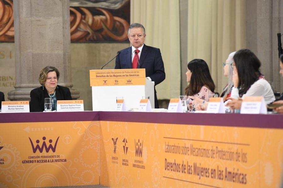 Laboratorio sobre Mecanismos de Protección de los Derechos de las Mujeres en las Américas - 2