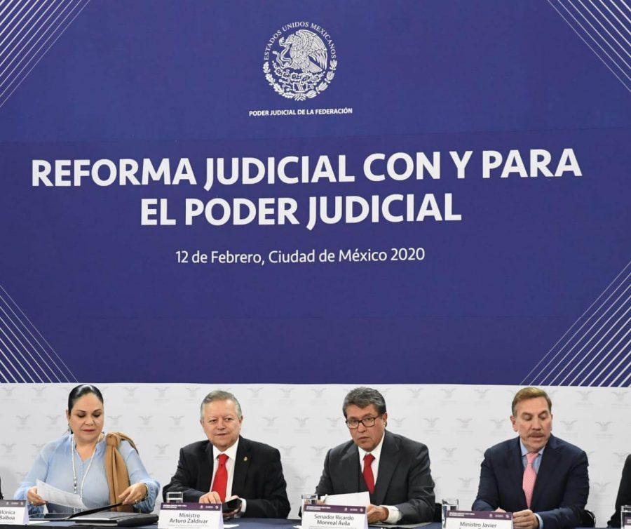 Propuesta de Reforma Judicial con y para el Poder Judicial - 3