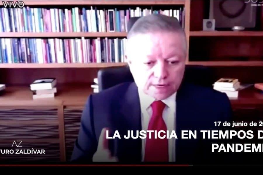 La justicia en tiempos de pandemia