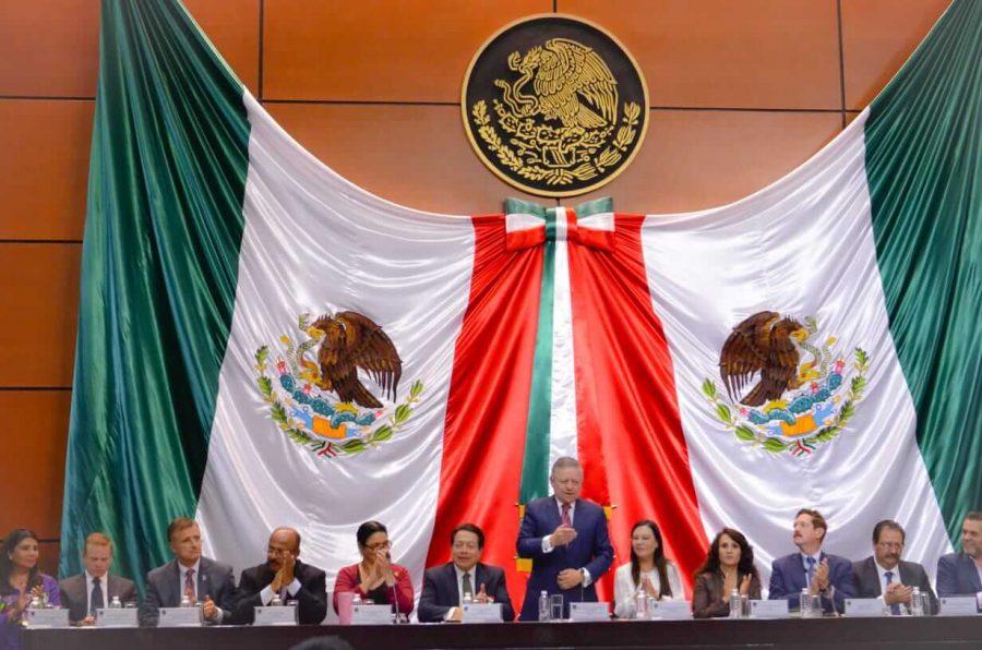 Presentación de la Reforma al Poder Judicial en la Cámara de Diputados 1