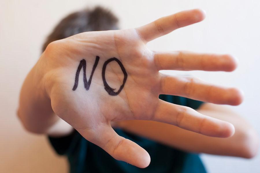 cero tolerancia al acoso sexual