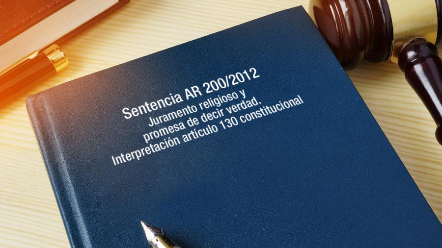 interpretación artículo 130 constitución mexicana