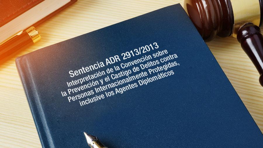 prevención castigo delitos persona internacionalmente protegida