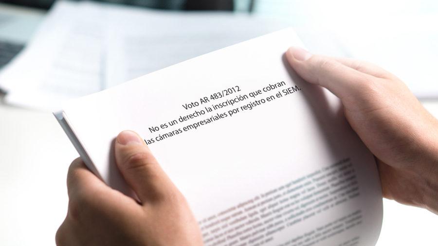 transgresión legalidad tributaria registro siem