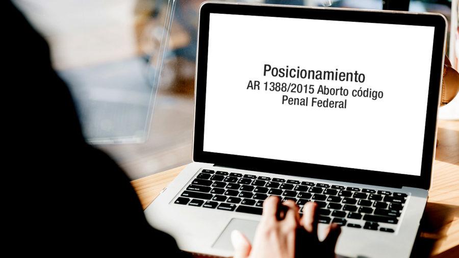 amparo directo 1388/2015 aborto código penal