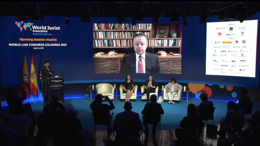 Cumbre Internacional sobre el Estado de Derecho